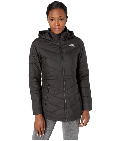 The North Face Women's Junction Parka, TNF Black, Medium