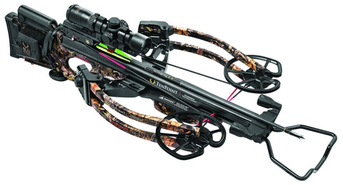 Tenpoint CB16005-5412 Carbon Nitro RDX Crossbow Package with ACUdraw, One Size, Mossy Oak Country Camo