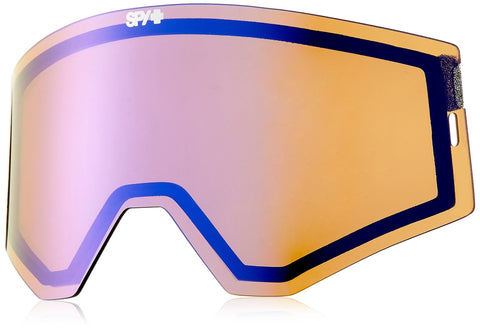 Spy Optic Ace Replacement Lenses Bronze w/ Dark Blue Spectra