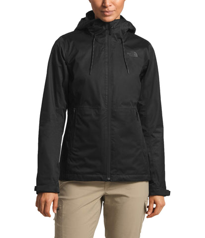 The North Face Women's Arrowood Triclimate Jacket, TNF Black/TNF Black, Size L