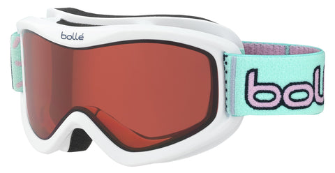 Bolle V Vermillion Googles, White Confetti, One Size