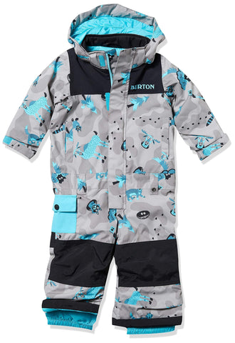 Burton Toddler Kids & Baby Striker One Piece,  Hide and Seek,  4T