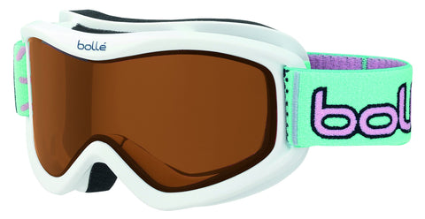 Bolle Volt Citrus Dark Googles, White Confetti, One Size