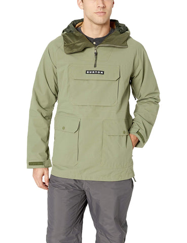 Burton Men's Paddox Jacket, Clover, Medium
