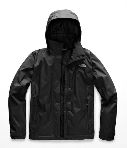 The North Face Women's Resolve 2 Jacket - TNF Black - S