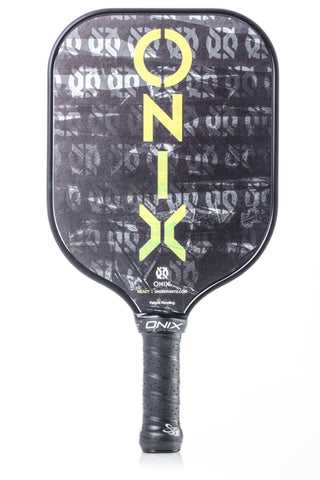 Onix React Pickleball Paddle Features Boosted Sweet Spot from Nomex Core Insert and Graphite Face [product _type] Onix - Ultra Pickleball - The Pickleball Paddle MegaStore