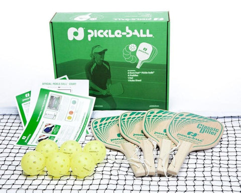 Pickleball Inc. Classic Diller Paddle Set (USA) [product _type] Pickleball Inc - Ultra Pickleball - The Pickleball Paddle MegaStore