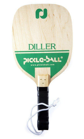 Taiwan Diller Wood Pickleball Paddle [product _type] Pickleball Inc - Ultra Pickleball - The Pickleball Paddle MegaStore