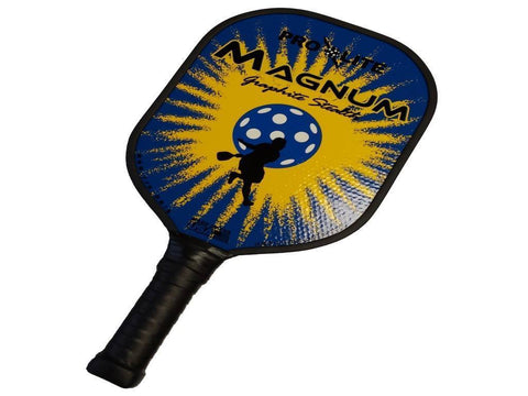 Pro Lite Magnum Graphite Stealth Paddle - Burst Colors [product _type] Pro Lite - Ultra Pickleball - The Pickleball Paddle MegaStore