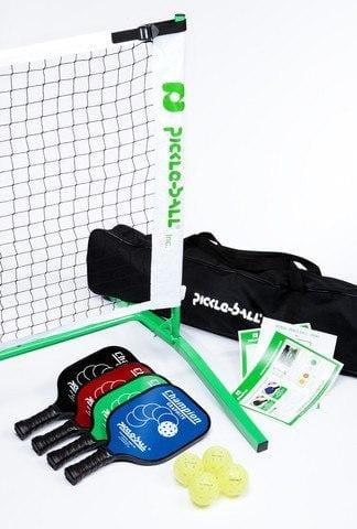 Tournament Champion Pickleball Set 3.0 w/ Paddles & Net [product _type] Pickleball Inc - Ultra Pickleball - The Pickleball Paddle MegaStore