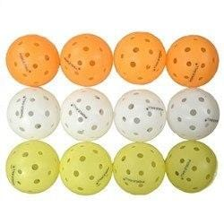Dura Outdoor Pickleball Sampler (12 Balls) [product _type] Dura - Ultra Pickleball - The Pickleball Paddle MegaStore
