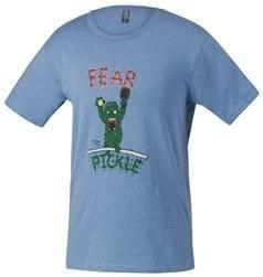 Fear the Pickle Pickleball Crew Neck - Men's [product _type] Ultra Pickleball - Ultra Pickleball - The Pickleball Paddle MegaStore