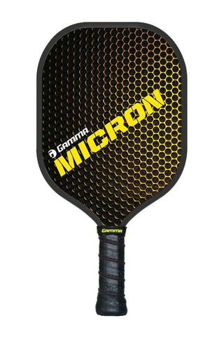 Gamma Sports Micron Pickleball Paddle [product _type] Gamma - Ultra Pickleball - The Pickleball Paddle MegaStore