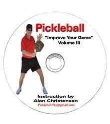 """Improve Your Game"" Vol 3 by Alan Christensen [product _type] Ultra Pickleball - Ultra Pickleball - The Pickleball Paddle MegaStore"