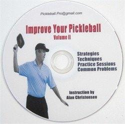 """Improve Your Pickleball"" Vol. 2 by Alan Christensen [product _type] Ultra Pickleball - Ultra Pickleball - The Pickleball Paddle MegaStore"