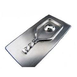 Pickleball Sterling Silver Money Clip [product _type] Ultra Pickleball - Ultra Pickleball - The Pickleball Paddle MegaStore