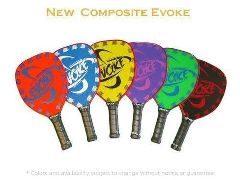 Onix Evoke Composite Paddle (Teardrop Shape) [product _type] Onix - Ultra Pickleball - The Pickleball Paddle MegaStore