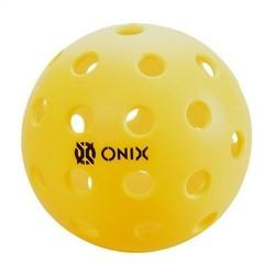 Onix PURE 2 Outdoor Pickleball - Yellow - UltraPickleball