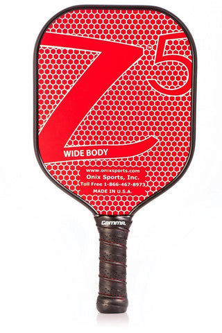 Onix Z5 Widebody Composite Pickleball Paddle [product _type] Onix - Ultra Pickleball - The Pickleball Paddle MegaStore