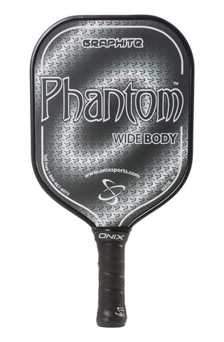 Onix Phantom Widebody Graphite Pickleball Paddle [product _type] Onix - Ultra Pickleball - The Pickleball Paddle MegaStore