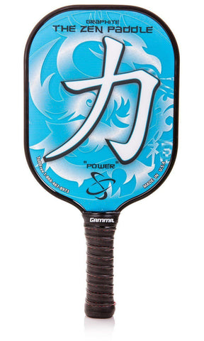 Onix Sports Zen Graphite Pickleball Paddle - Blue - Pickleball Paddle - Onix - Ultra Pickleball - 1