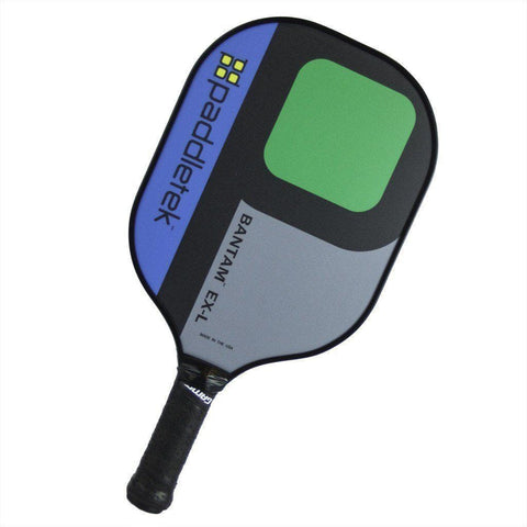 Bantam EX-L Composite Pickleball Paddle [product _type] Paddletek - Ultra Pickleball - The Pickleball Paddle MegaStore