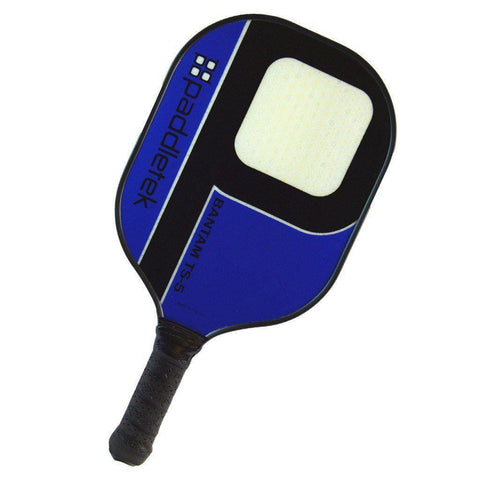 Paddletek Bantam TS-5 Composite Pickleball Paddle [product _type] Paddletek - Ultra Pickleball - The Pickleball Paddle MegaStore