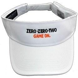 Zero-Zero-Two Pickleball Visor [product _type] 0-0-2 - Ultra Pickleball - The Pickleball Paddle MegaStore