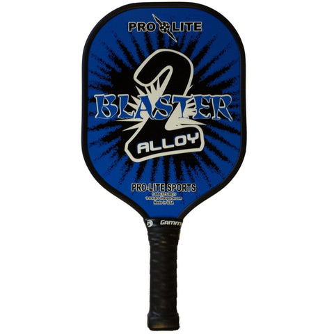 Pro Lite Sports Blaster 2 Alloy Pickleball Paddle Aluminum Core [product _type] Pro Lite - Ultra Pickleball - The Pickleball Paddle MegaStore