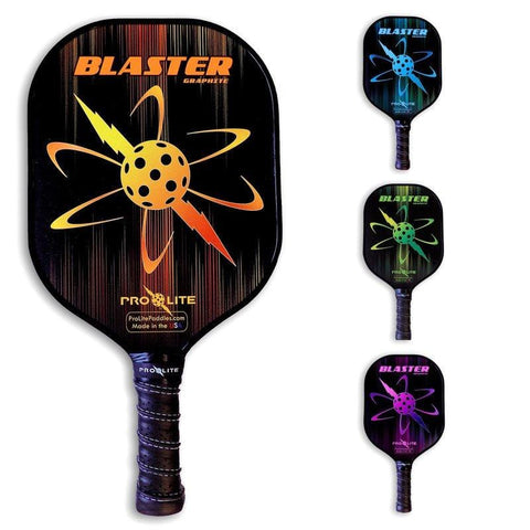 Pro Lite Sports Blaster Graphite Pickleball Paddle [product _type] Pro Lite - Ultra Pickleball - The Pickleball Paddle MegaStore