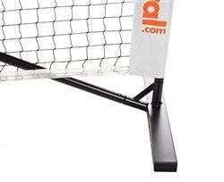 Rally Portable Pickleball Net System With Ball Holder