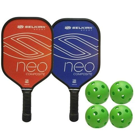 Selkirk NEO Composite Pickleblal Paddle Bundle [product _type] Selkirk Sport - Ultra Pickleball - The Pickleball Paddle MegaStore