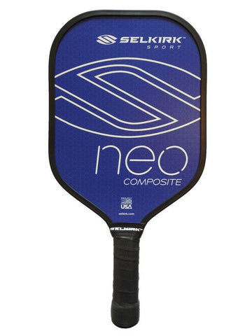 Selkirk NEO Polymer Composite Pickleball Paddle - Blue - Pickleball Paddle - Selkirk Sport - Ultra Pickleball - 1