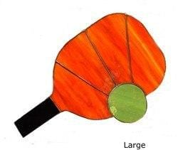 Stained Glass Pickleball Paddle [product _type] Ultra Pickleball - Ultra Pickleball - The Pickleball Paddle MegaStore