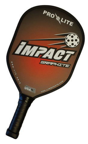 Pro Lite Sports Impact Graphite Pickleball Paddle [product _type] Pro Lite - Ultra Pickleball - The Pickleball Paddle MegaStore