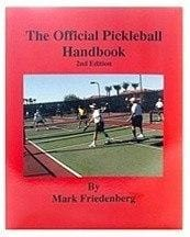 The Official Pickleball Handbook [product _type] Ultra Pickleball - Ultra Pickleball - The Pickleball Paddle MegaStore