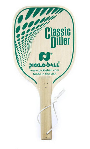 USA Diller Wood Pickleball Paddle [product _type] Pickleball Inc - Ultra Pickleball - The Pickleball Paddle MegaStore