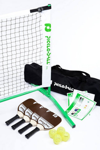 Tournament Pro II Pickleball Set 3.0 w/Paddles, Net & Pickleballs (USA) [product _type] Pickleball Inc - Ultra Pickleball - The Pickleball Paddle MegaStore