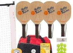 Rally Pickleball Multi-Court Sets-Wood Paddles/Net Systems/Balls/Bag/Line Tape/Rules [product _type] Ultra Pickleball - Ultra Pickleball - The Pickleball Paddle MegaStore