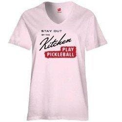 Pickleball Kitchen Shirt - Women's [product _type] Ultra Pickleball - Ultra Pickleball - The Pickleball Paddle MegaStore