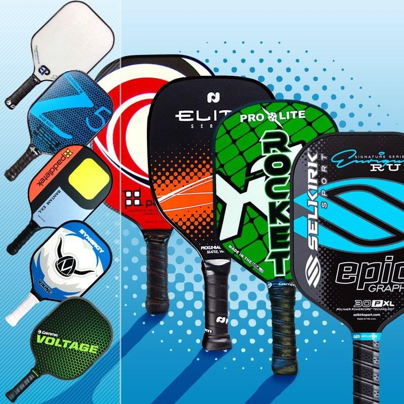 Check Out Pickleball Paddles