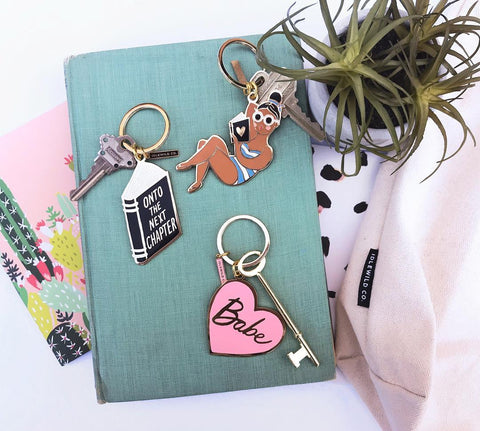 Car Accessories - Charms, Keychains & Coasters