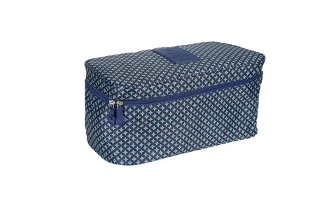 Mad Style Travel Dopp Kit Blue Diamond