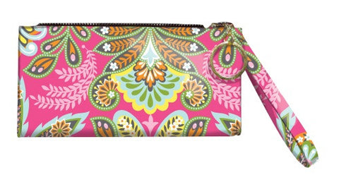 Anna Griffin Caravan Dreams Mini Wristlet