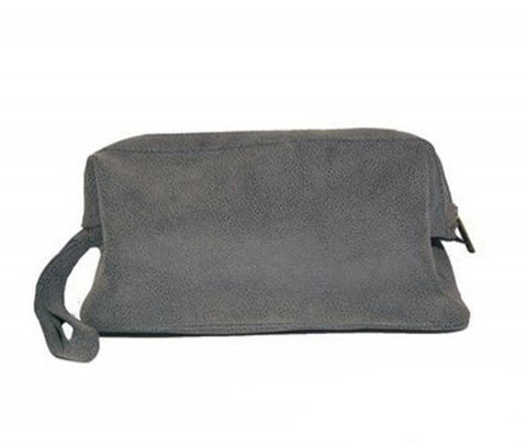 Bellemonde Men's Travel Dopp Kit- Grey