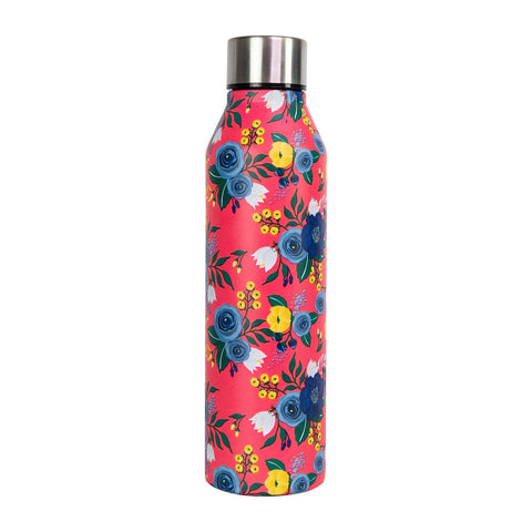 Mary Square 17oz Stainless Steel Water Bottle- Monaco