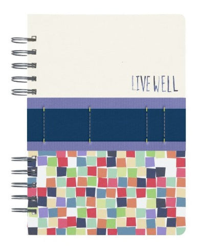 C.R. Gibson Go Girl Journal- Mosaic