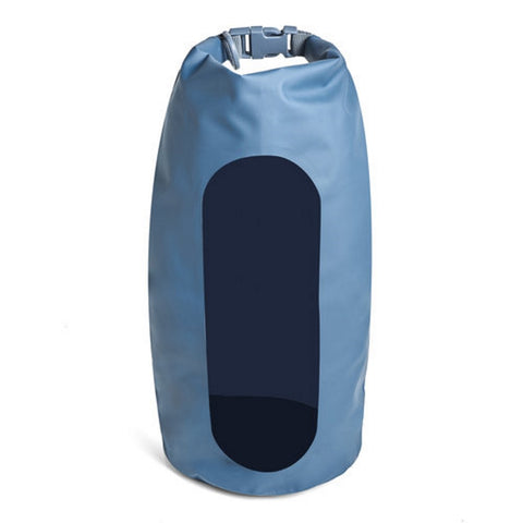 NOD Products Fully Waterproof Lightweight 10L Dry Bag - Charcoal Grey
