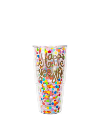 Coton Color 24 Oz. Tervis Tumbler Happy Everything Toss