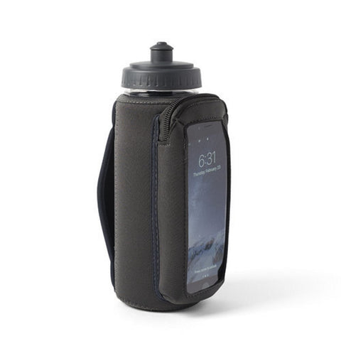NOD Products HYDROFIT Fitness Water Bottle - Charcoal